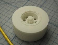 Printed Wheel