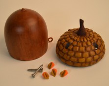 Acorn – Printed & Finished